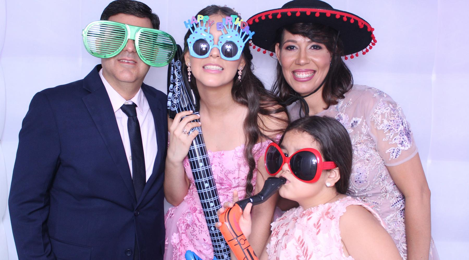 photo booth republica dominicana - cumple1