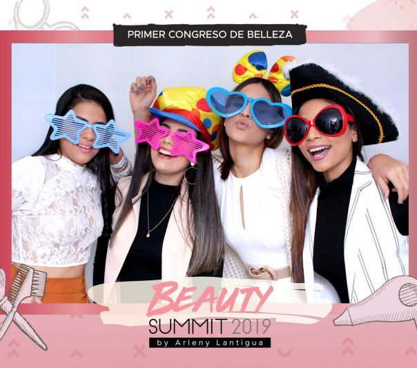 congreso summit beauty dominican booth photo
