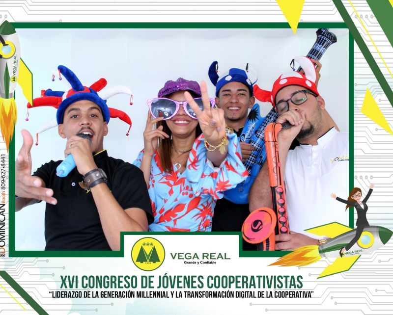 photo booth congreso vega real