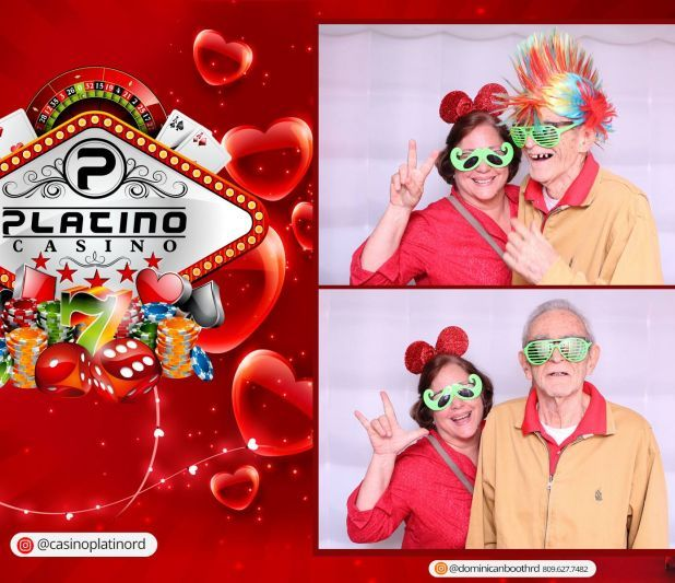photo booth dominican Casino Platino