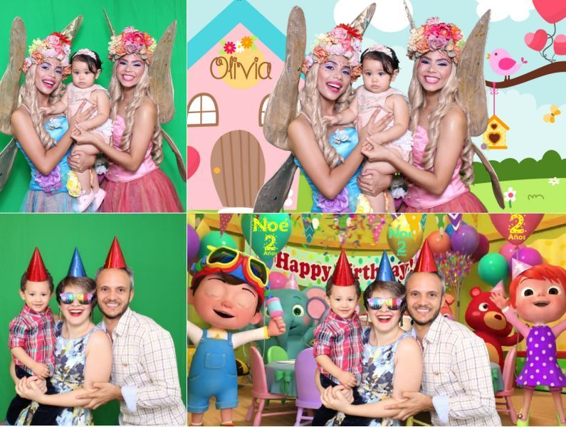green screen photo booth republica dominicana dominican booth