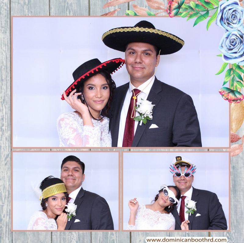 Leinis & Bruce fotos para bodas