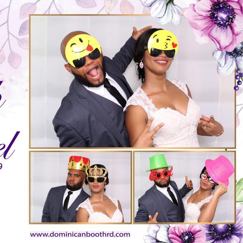Servicio de fotos para fiestas y bodas en república dominicana