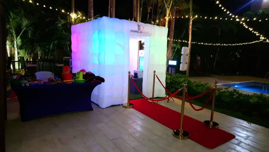 Planes de alquiler servicio photo booth - Dominican Booth RD