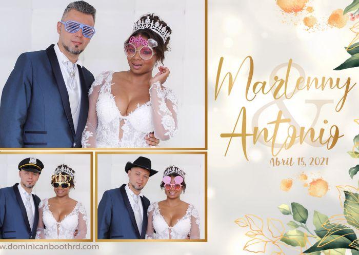 Dominican Booth Republica dominicana bodas fotos